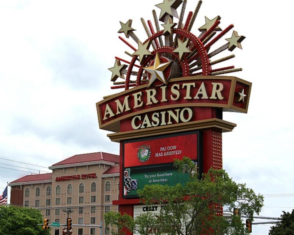 Is ameristar casino gambling magic