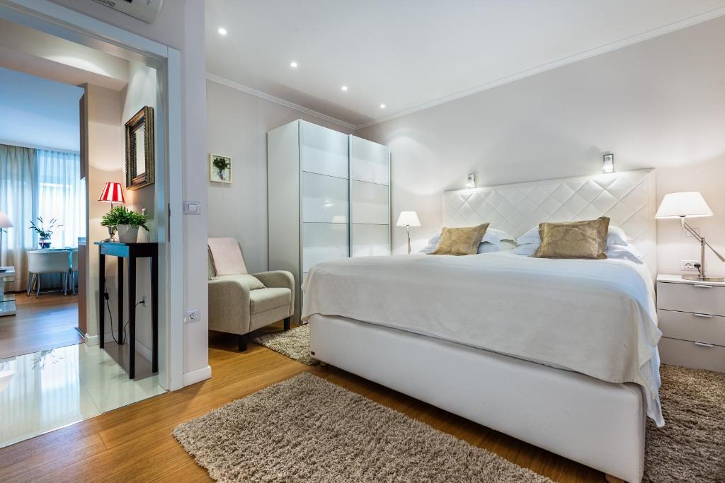 Madison Luxury Apartments كرواتيا زغرب Booking Com