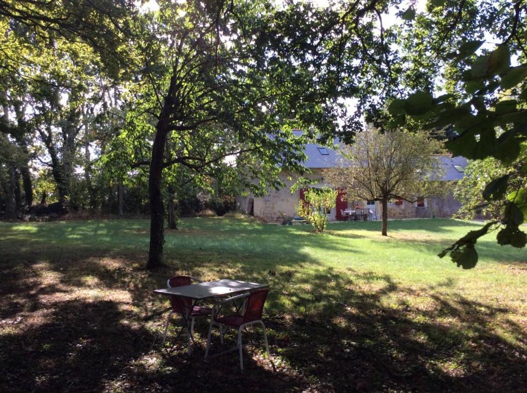 Ferienhaus le jardin des guign s frankreich avess for Jardin tecina booking