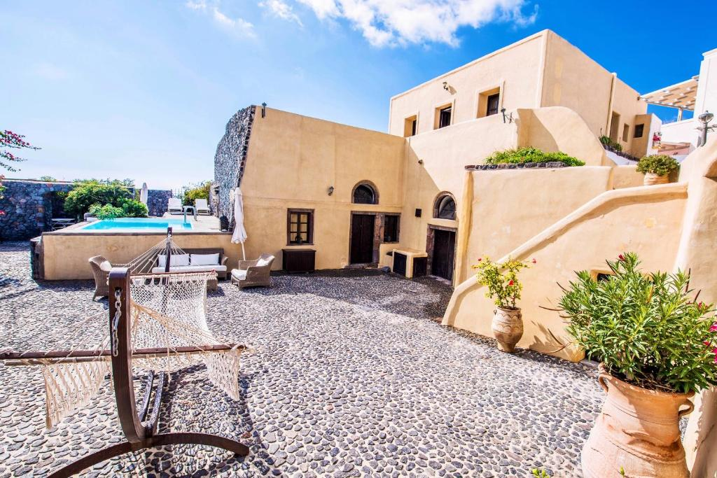 Santorini Heritage Villas (Grecia Megalochori) - Booking.com