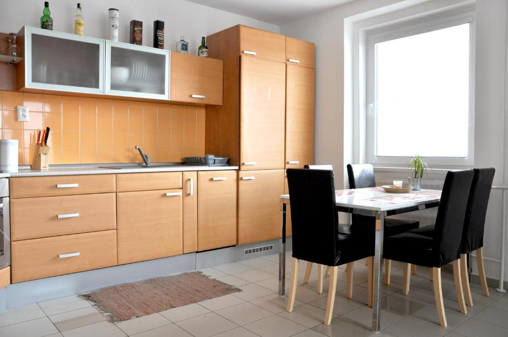 Bratislava apartment bajzova for Bratislava apartments