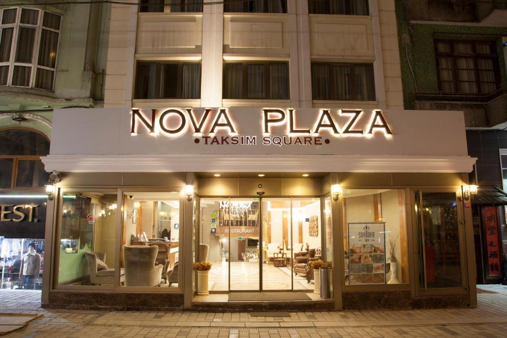 Nova plaza taksim square by hotelistan for Al majed hotel istanbul
