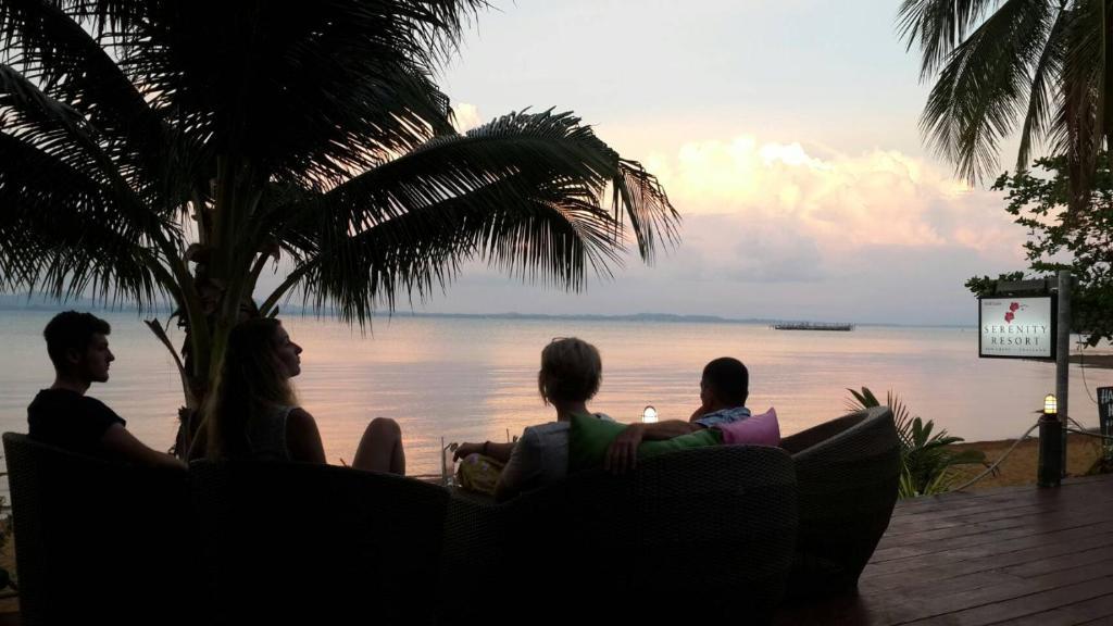 serenity resort koh chang(象岛宁静度假村)