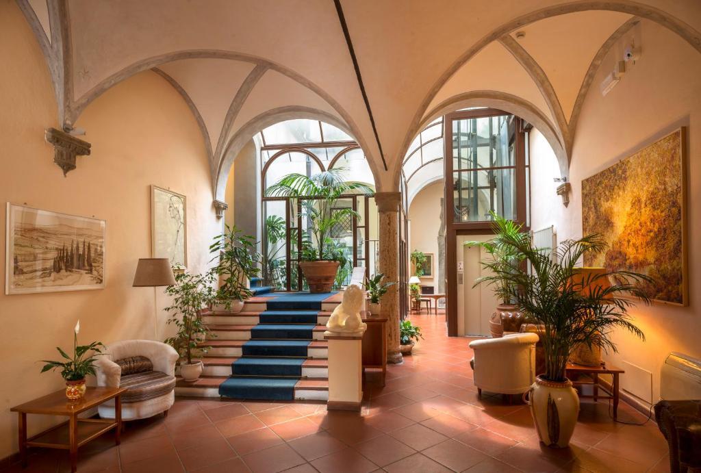 hotel leon bianco (italien san gimignano) - booking, Hause ideen