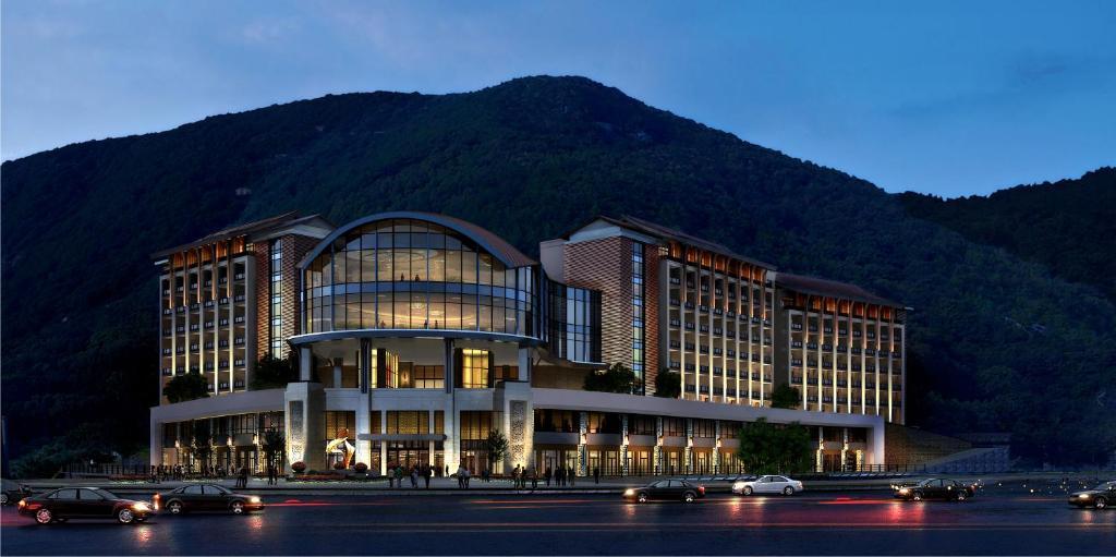 Shennongjia hotel/酒店数据/hotel database