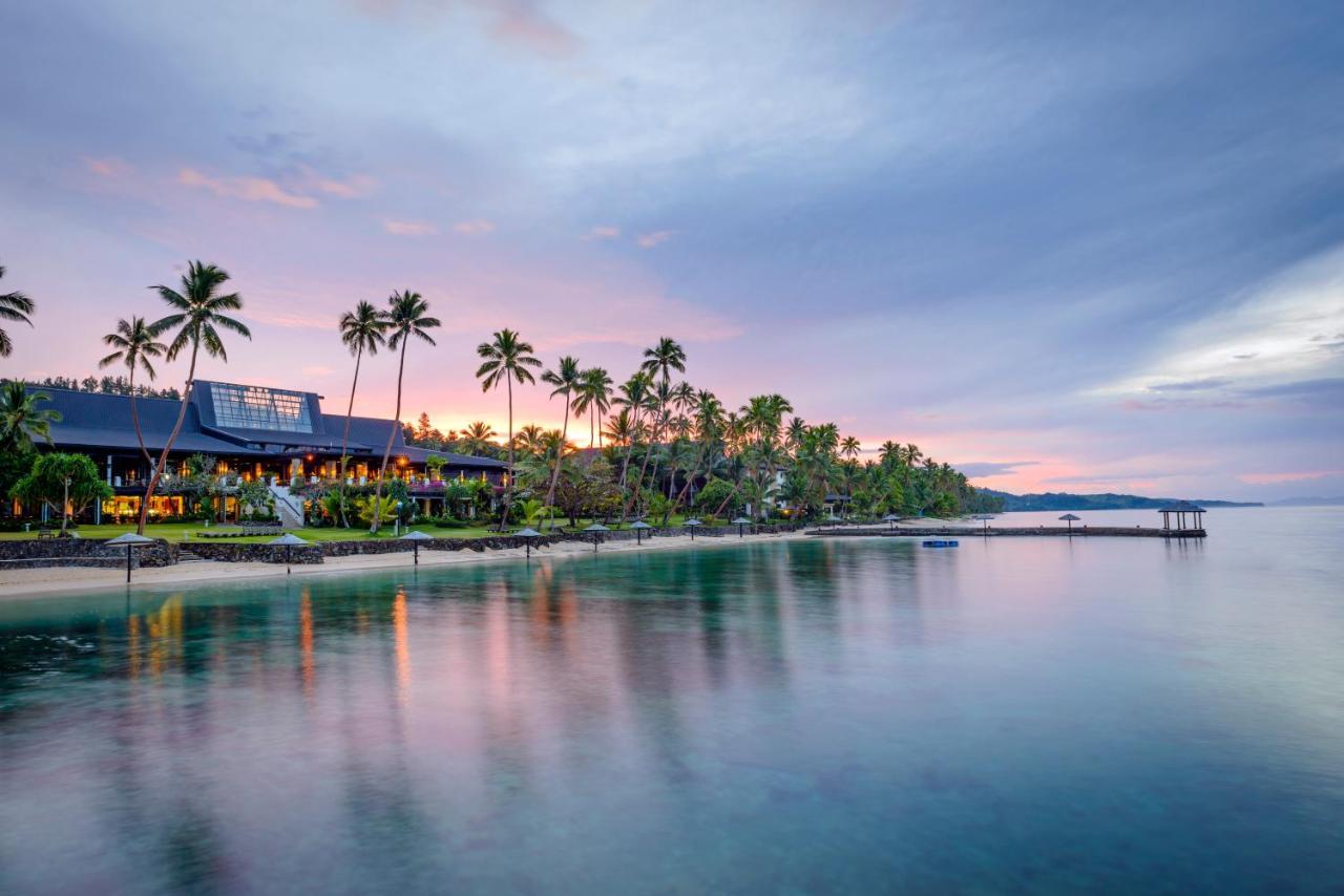 珊瑚海岸 39家住宿  科罗雷乌的酒店 7家住宿  斐济沃维克度假村,科
