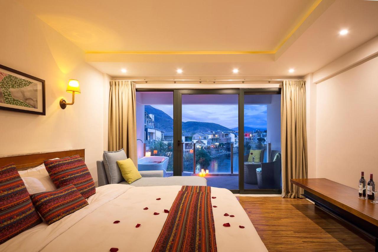 大理诗莉莉洱海半岛蜜月精品度假酒店