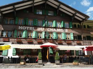 Hôtel du chamois - Image1