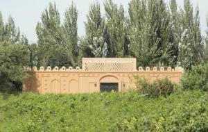 Turpan Silk Road Lodges - The Vines, ,
