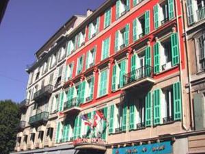 Hotel Crillon Centre Nice by Happyculture - Image1