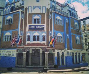 Hotel Madrid - Image1