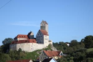 Burg Katzenstein castle hotel