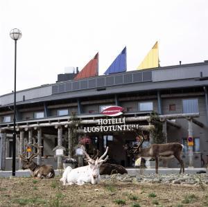 Lapland Hotel Luostotunturi Amethyst Spa - Image1