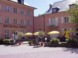 Hôtel - Restaurant du Vieux Château - Image1