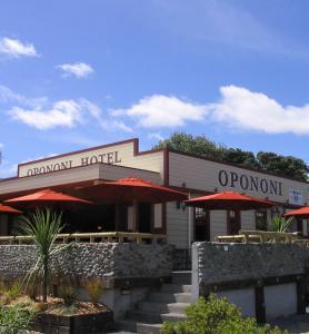 Opononi Hotel - Image1