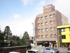 Ayun Takayama Central Hotel - Image1