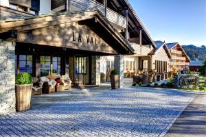 Hotel La Val Bergspa Brigels - Image1