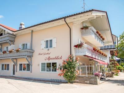 Hotel Garni Alpenblick Holzhausen