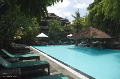 Hotel Puri Bambu (普瑞班布酒店)