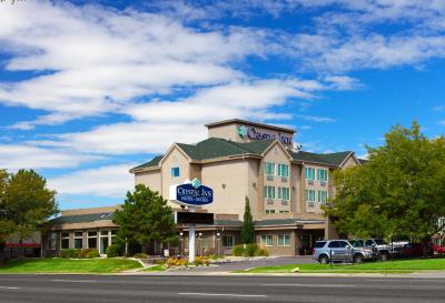 Crystal Inn Hotel & Suites - Salt Lake City (水晶套房酒店–鹽湖城)