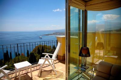 Hotel Villa Belvedere - Taormina - Foto 18