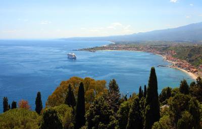 Hotel Villa Belvedere - Taormina - Foto 26