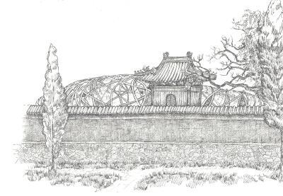 北京城墙旅舍预订_北京城墙旅舍优惠价格_booking.com图片