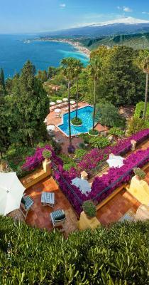 Hotel Villa Belvedere - Taormina - Foto 10