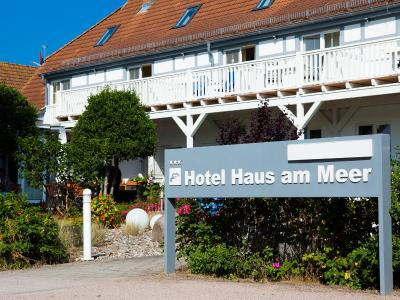 hotel haus am meer deutschland ahrenshoop. Black Bedroom Furniture Sets. Home Design Ideas