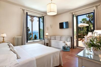 Hotel Villa Belvedere - Taormina