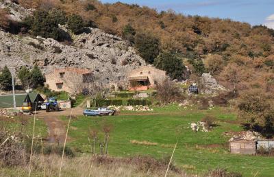 Casa di campagna casa delle volpi italia collesano for Piccole planimetrie delle case di campagna