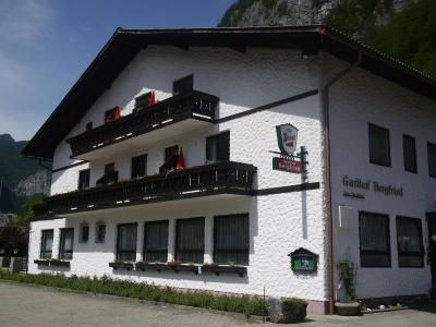 Gasthof Bergfried (伯格弗里德旅館)