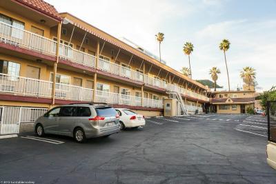 Hollywood La Brea Inn (好莱坞拉布雷亚酒店 )