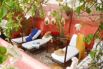 Riad Terrasse Oliviers Marokko Marrakesch Booking Com