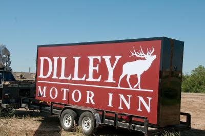 Dilley Motor Inn Dilley M