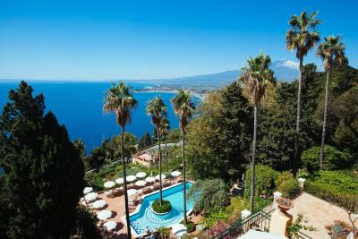 Hotel Villa Belvedere - Taormina - Foto 39