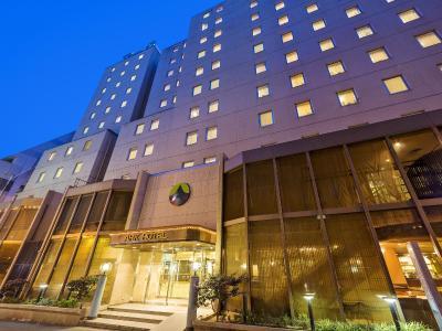 Ark Hotel Osaka Shinsaibashi (大阪心斋桥方舟大酒店)