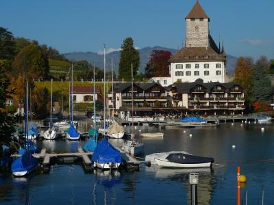 Hotel-Restaurant Seegarten- Marina (瑟嘎藤度假码头酒店)
