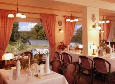 Hotel Am See Das Muhlenhaus Chorin