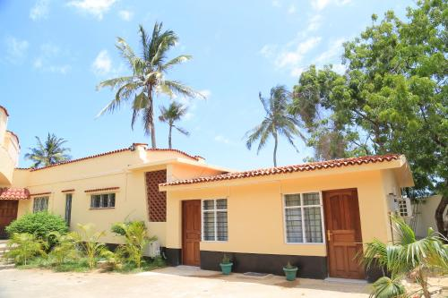 Maasai New House