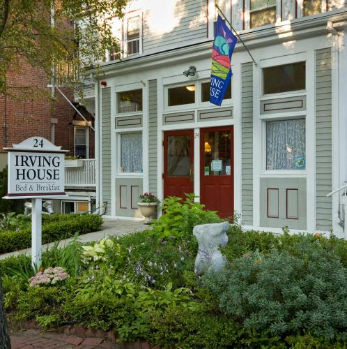 Irving House at Harvard