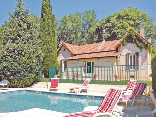Holiday home Grans GH-1021