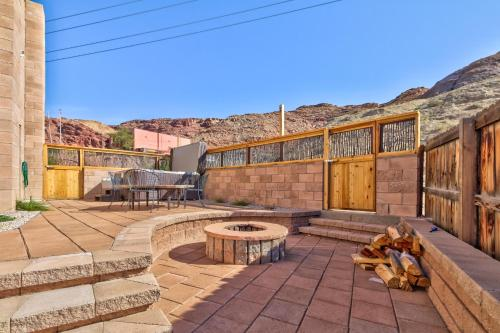 Awesome In-Town Moab Retreat