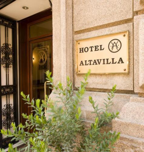 阿尔塔维拉酒店