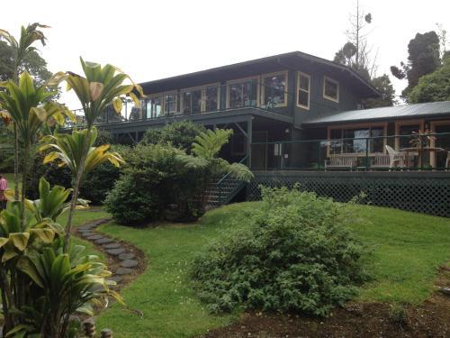 火山大树庇佑酒店