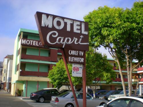 卡普里汽车旅馆