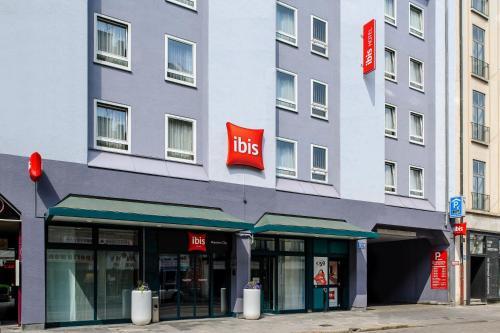 فندق إيبيس ميونيخ سيتي