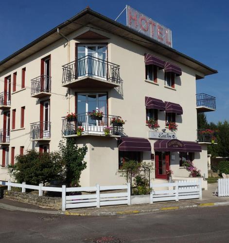Hôtel Le Saint Rémy