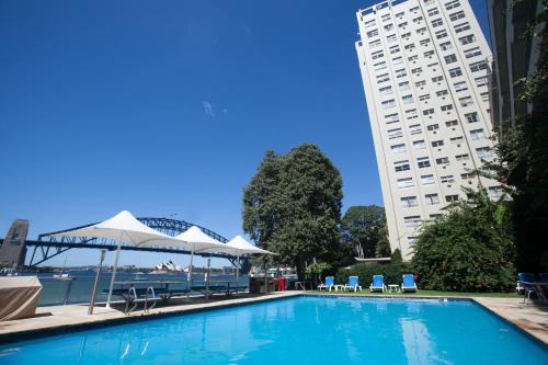 Harbourside Apartments港湾公寓酒店
