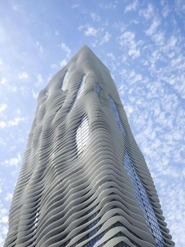 芝加哥水酒店